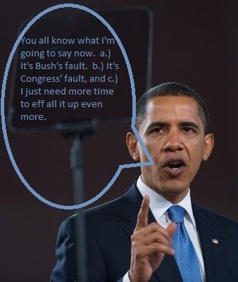 obama economy response