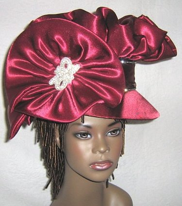 Black Women in Church Hats http://elysianhunter.wordpress.com/2011/04/29/sort-of-like-a-car-wreck-funky-hats-and-strange-clothes/