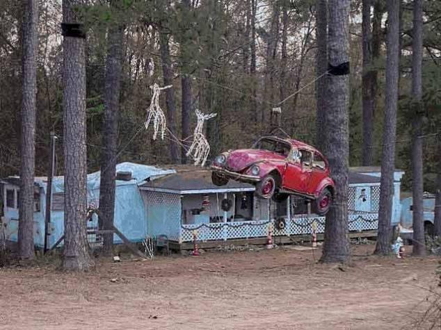 72 super beetle sleigh