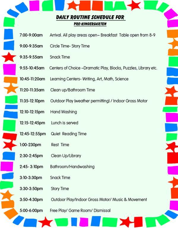 daily_schedule_prekinder