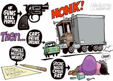 GunsCartoon