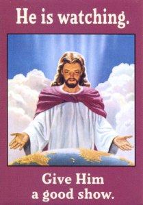 jesuswatching