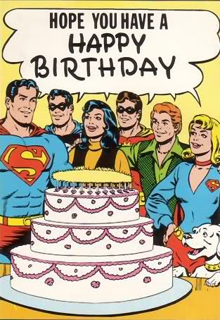 happy superfriends birthday