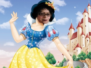 snow white yeah right