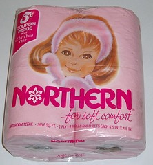 Northern Toilet Paper Pink