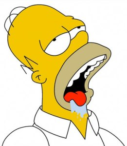 Homer_drool