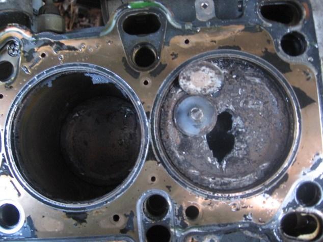interference engine damage