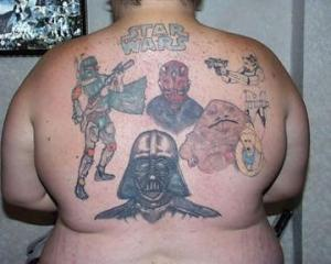 tattoos-star wars