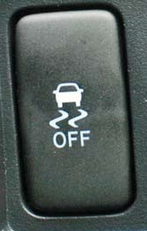 traction-control button