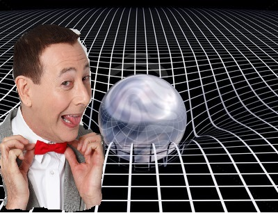 space time pee wee
