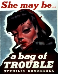 bag of trouble