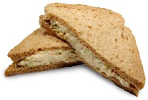 Tuna-Sandwiches