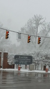 easton winter