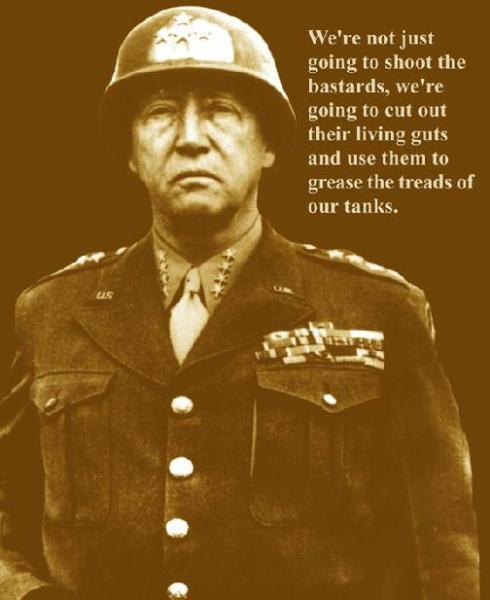 Patton D Day Speech Elysianhunter Always Inciteful