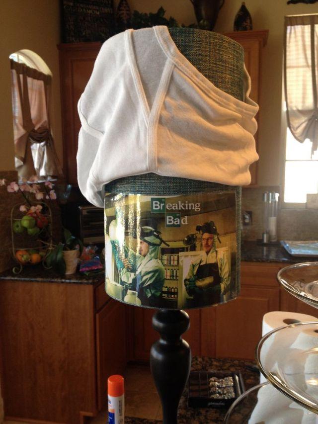 bad lamp