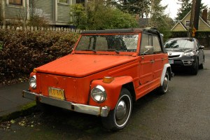 old VW thing
