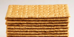 Tall Stack of Graham Crackers