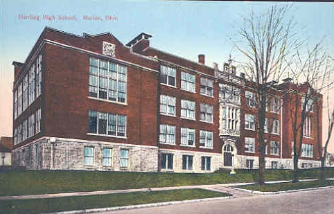 freshman building