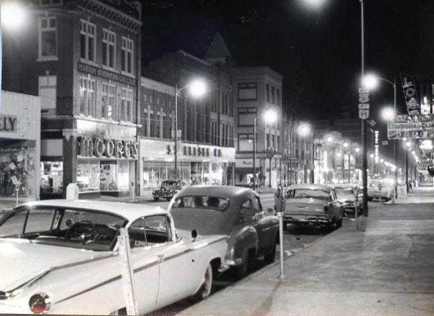 marion night 1958